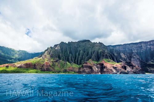 Kauai's Napali Coast #1 Scenic Hawaii Coastline