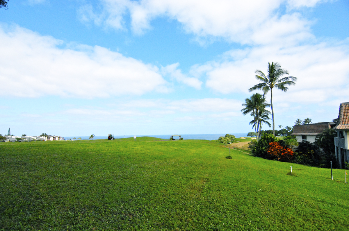 Princeville-Vacations.Puamana.golfcourse.oceanfront.Hawaii