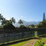 Princeville-Vacations.PuuPoa.tennis.-court.mountain.view