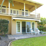 Princeville-Vacations Sunset Master Lanai with Golf Course View