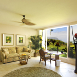 Princeville-vacations.PuuPoa110.sitting.room.ocean.front
