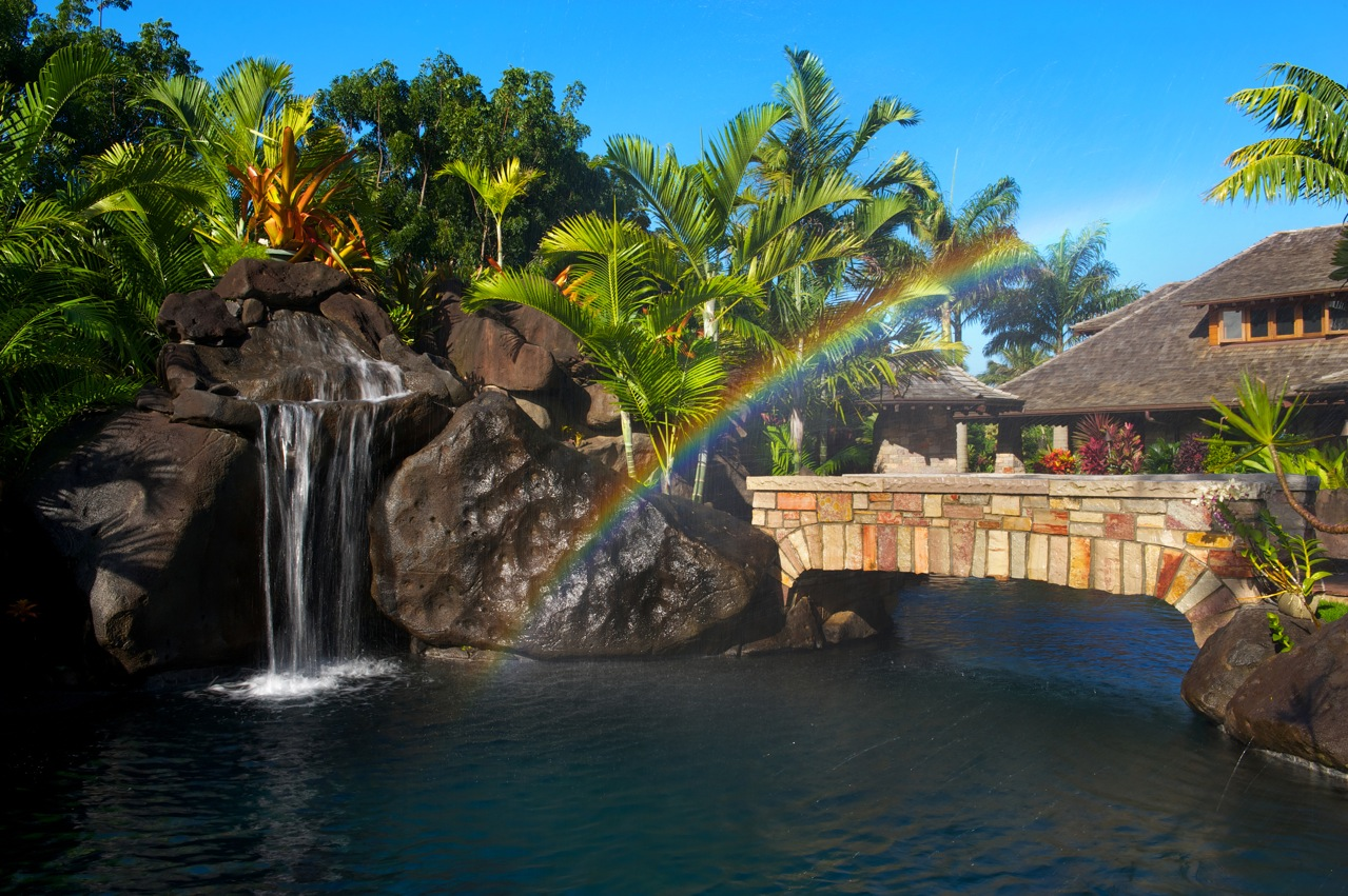 p_73-Princeville-Vacations.Anini.Vista.waterfallpoolrainbowbridge