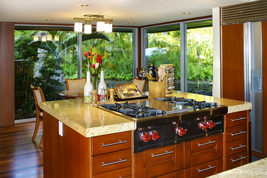 p_75-Princeville-Vacations.KoholaPoint.Kitchen.Garden