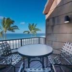 Princeville-Vacations.Sealodge.oceanfront.view.anini.reef.Hawaii.lanai