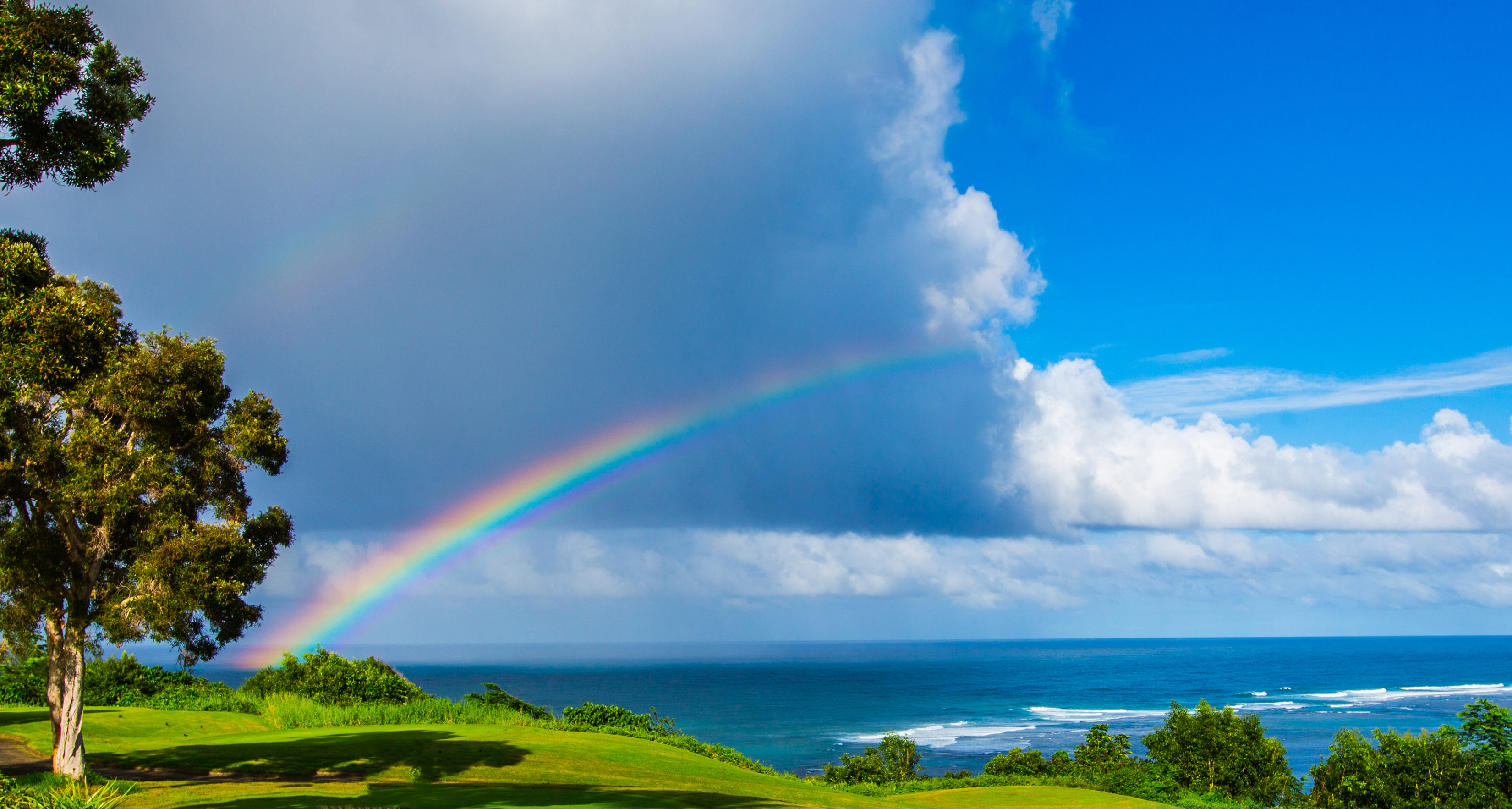 Princeville-vacations Rainbor Over Princeville Golf-3300x1765-300dpi