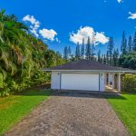Princeville-vacations 4173 Liholiho Rd front house
