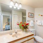 princeville-vacations pali ke kua 207 - master bathroom
